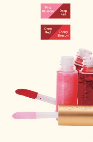 Dual-lip Tint